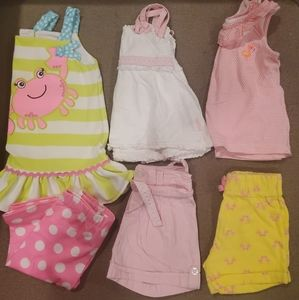 Little Lass Matching Sets - 47 pc Lot of Girls 18mos Clothing